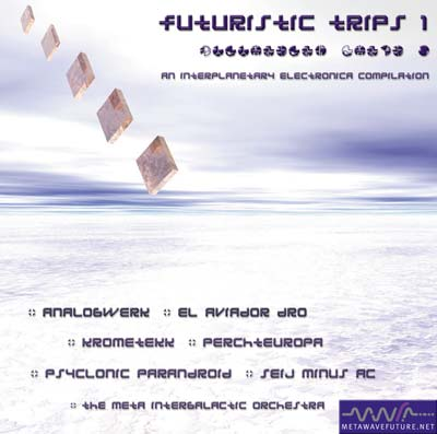 Various - Futuristic Trips - Compilation-CD